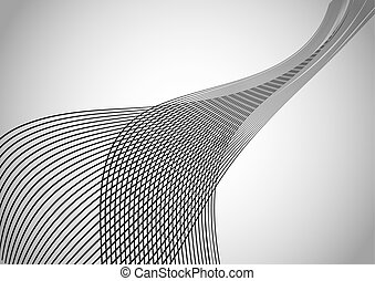 Vector illustration of abstract technology.