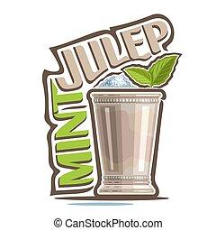 Cocktail Mint Julep