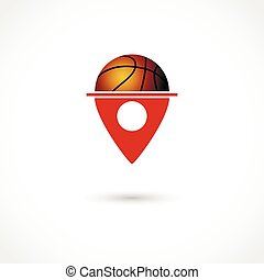 Basketball club tag