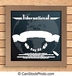 Biodiversity international day - Vector illustration of...
