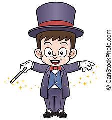 Boy Magician