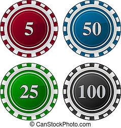 Cards Chips Poker