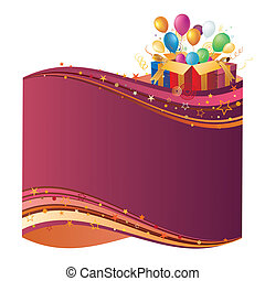 vector illustration of celebration