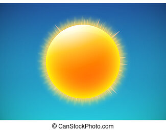 weather icon - Vector illustration of cool single weather ...