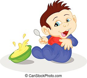 cute baby cartoon
