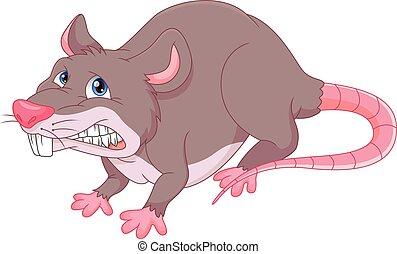 cute mouse cartoon