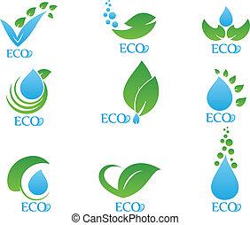 Ecology icon set 01