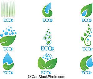 Ecology icon set 02