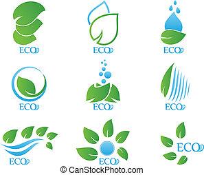 Ecology icon set 03