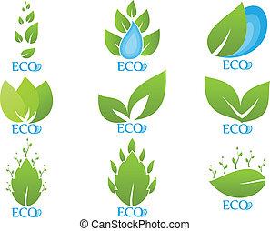 Ecology icon set 04