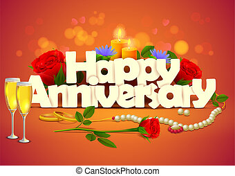 Happy Anniversary wallpaper background