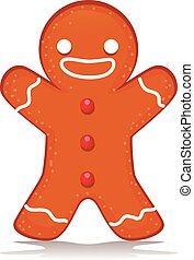 Happy Ginger Bread