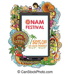 Happy Onam big sale