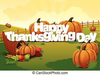 Happy Thanksgiving wallpaper background