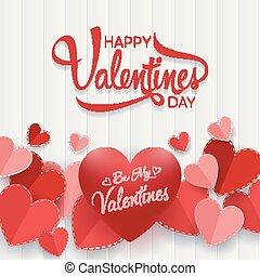 Happy valentines day background