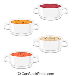 the ceramic bowl