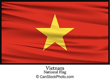 national flag of vietnam