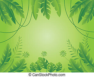 Nature Background - Vector illustration of Nature Background...