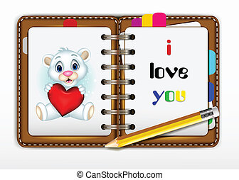 notepad for you design