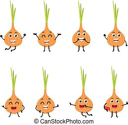 onion cartoon character