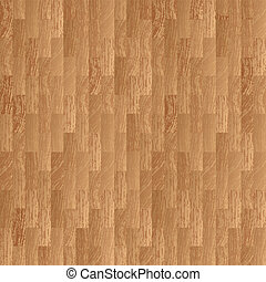Vector illustration of parquet