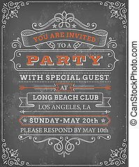 vector rodeo invite template vector invite template for a rodeo or