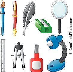 School tools for learning