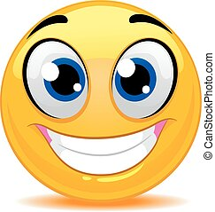 Smiley Emoticon Happy Face