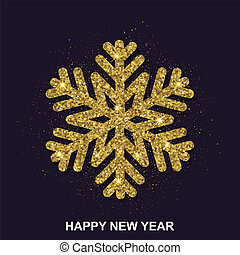 snowflake template for winter holiday cards