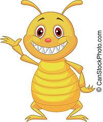 Termite cartoon  - Vector illustration of Termite cartoon