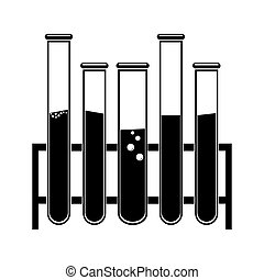Vector illustration of Test-tube