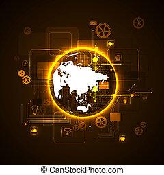 Internet technology