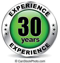 thirty years experience