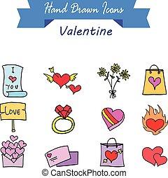 Vector illustration of valentine day