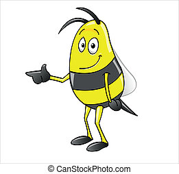 Bee Pointing