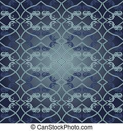 Vector illustration. (Seamless Pattern)