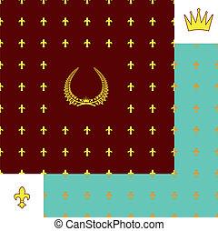 vector illustration set of backgrounds
