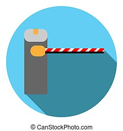 Vector image barrier