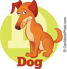 ABC Cartoon Dog