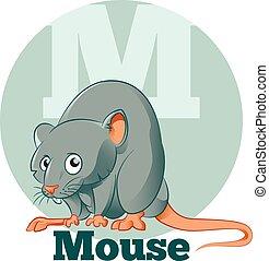 ABC Cartoon Mouse