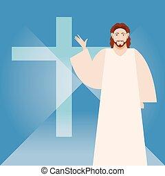 Jesus Christ Banner