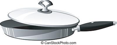 Vector image pan