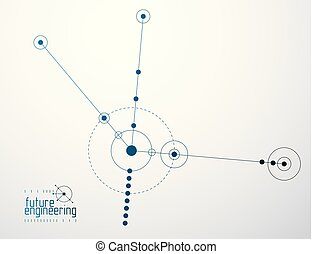 Automation blueprint tech drawing automation sign and gear eps vector industrial and engineering background future technical plan abstract blueprint of mechanism mechanical malvernweather Gallery