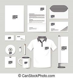 vector, informatieboekje , flyer, magazine, map, t-shirt,...