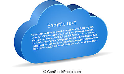 Vector information cloud