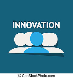 Vector innovation background