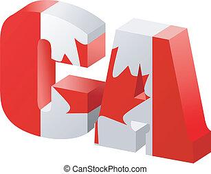 domain of Canada