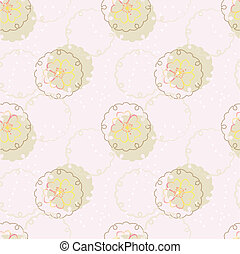 vector japanese background with cherry blossom