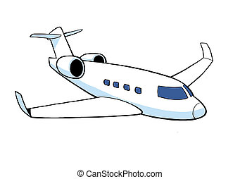 Vector-Jet Airplane