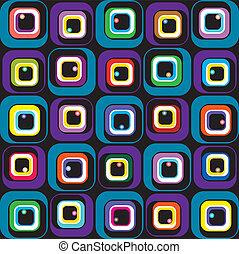 vector, kleurrijke, achtergrond